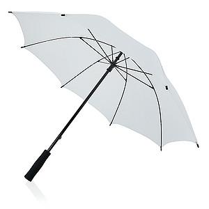 Deštník se sklolaminátovou konstrukcí, bílý