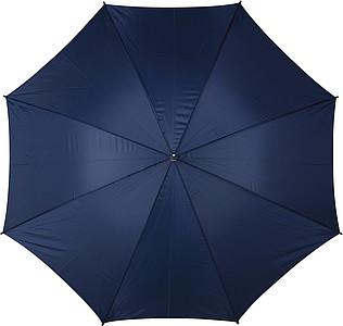 PICASSO Velký golfový deštník, modrý, rozměry 130 x 105 cm - pláštěnky
