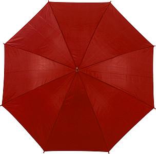 PICASSO velký golf.deštník, červená, pr.130 x 105 cm