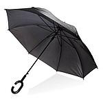 """BOREAS 23"""" deštník s automatickým otevíráním pro uživatele chytrých telefonů - reklamní deštníky"""