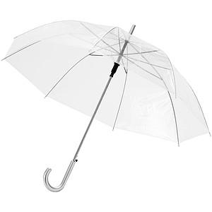 Transparentní holový deštník, průměr 98 cm