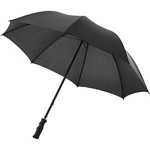 Automatický deštník s plastovou rukojetí, antracitová