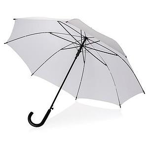 """23"""" automatický deštník, bílý"""