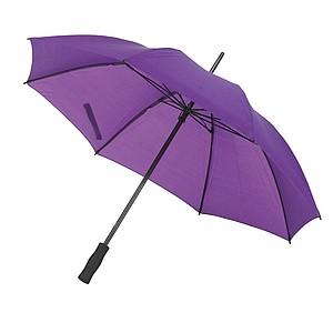 Deštník s pouzdrem, fialová, pr. 103cm