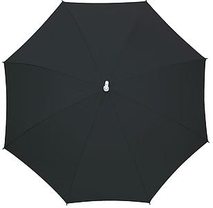 Automatický deštník s hliníkovou tyčí, černá
