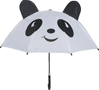 Dětský deštník,bílá - pláštěnky