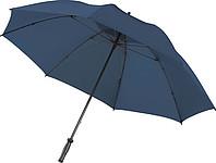 Holový manuální deštník, pr. 137,5 cm, modrý