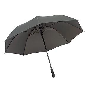 Klasický automatický deštník, pr. 120cm, šedý