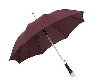 Golfový deštník s pouzdrem, fialová