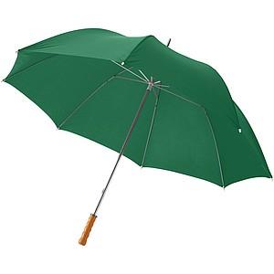 """Golfový deštník Karl 30"""", tmavě zelená"""