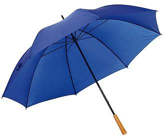 Golfový deštník, pr. 129cm, modrý