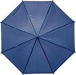 PEBAN Klasický automatický deštník, pr. 100cm, modrý - reklamní deštníky