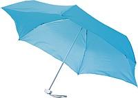 PISSARRO Deštník v PVC obalu, sv.modrá, pr.88 x 53 cm
