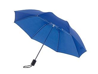 TIZIAN deštník skládací modrý. Průměr 85 cm.