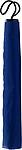 REPOST Skládací deštník v nylonovém pouzdře, průměr 90 cm, modrý