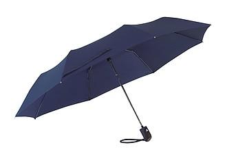 Automatický kapesní deštník, modrá