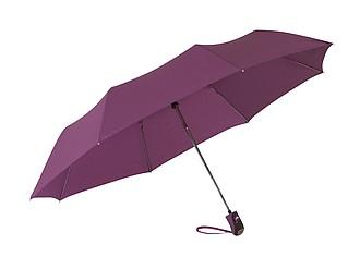 Automatický kapesní deštník, fialová