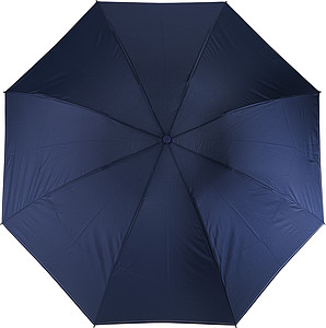 Skládací automatický OC deštník, pr. 105cm, modrý