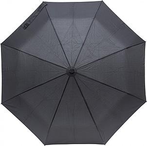 Skládací automatický deštník s bezdrátovým reproduktorem v rukojeti