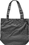 Skládací deštník s taškou, černý