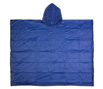 Pončo pláštěnka, modrá