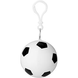 Pláštěnka v přívěsku na klíče ve tvaru míče