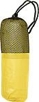 RAFAELO Pončo pláštěnka v obalu, materiál PEVA, žlutá