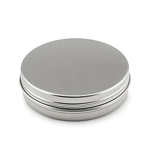 Šitíčko v plechové krabičce, matná stříbrná