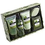 LORAN Kosmetická sada oliva, sprch.gel,těl.sprej,mléko,koup.sůl
