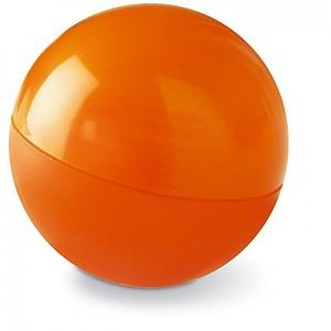 Balzám na rty v kulatém obalu, oranžová