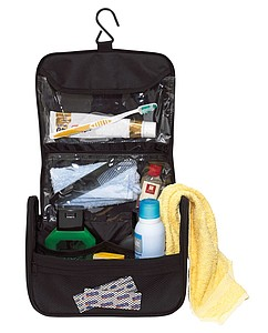 CARE BAG Kosmetická taška s háčkem a přihrádkami