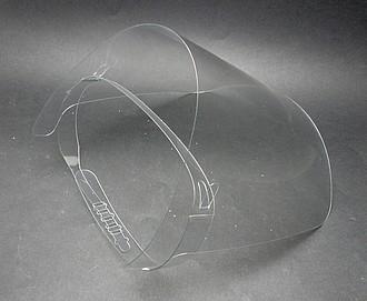 Ochranný obličejový plastový štít