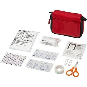 Lékarnička malá (20 ks), červená