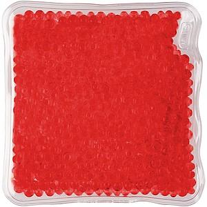 Gelový balíček, světle červená
