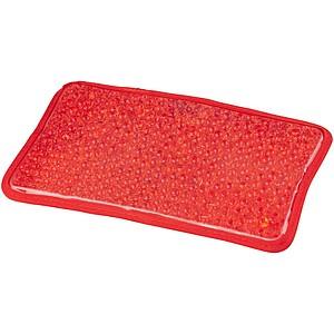 Gelový balíček, červená