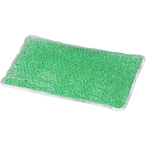 Gelový obklad, jasně zelená