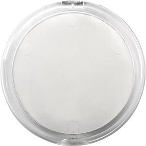 APOLENA Zrcátko dvojité bílé