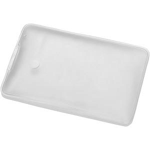 PARA tepelný polštářek, transparentní bílá