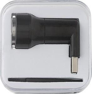 POLAS Holicí strojek na USB napájení