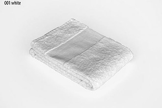 Economy osuška 70x140 cm, 100 % bavlna, 360 g/m2, bílá