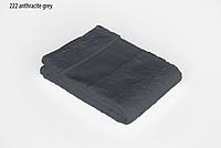 Economy osuška 70x140 cm, 100 % bavlna, 360 g/m2, tmavě šedá