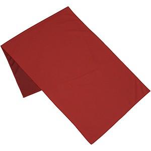 Fitness ručník Alpha, červená