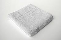 Hotelová předložka do koupelny, 450 gm2, bílá