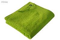 Ručník Premium Sport 50x100 cm, světle zelená