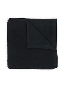 Speciální kadeřnický ručník 45x90 cm, 400g, černá