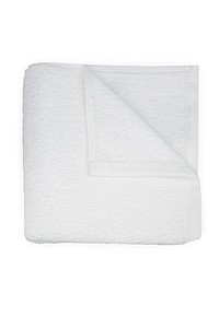 Speciální kadeřnický ručník 45x90 cm, 400g, bílá