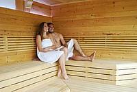 Ručník do sauny - sukně, dámský L/XL
