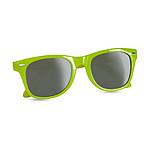 Klasické sluneční brýle s UV400 ochranou, zelená