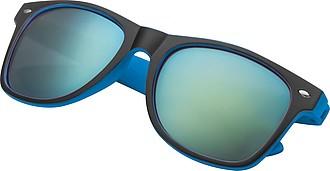 Sluneční brýle, UV400, černo modré