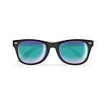 Dvojbarevné sluneční brýle, bílá
